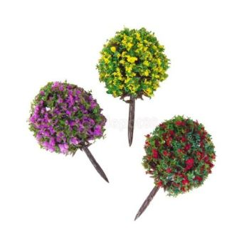Flowering Shrubs (Pack of 3)